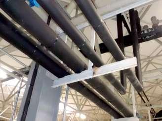 冷却水管道系统